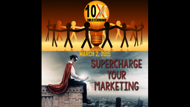 "Episode 09 – ""How to Supercharge Your Marketing"""