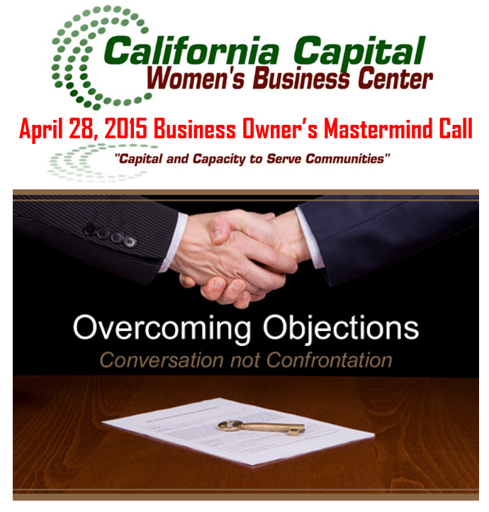 "Episode 24 – Sales Process Series: ""Overcoming Objections"""