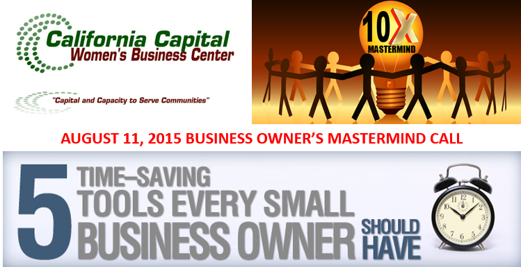 "Episode 44 – ""5 Time-Saving Tools Every Small Business Owner Should Have"""