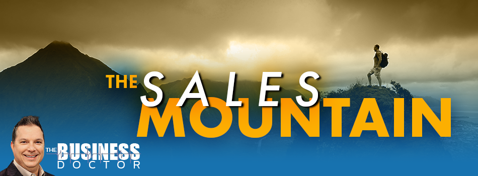 The Sales Mountain