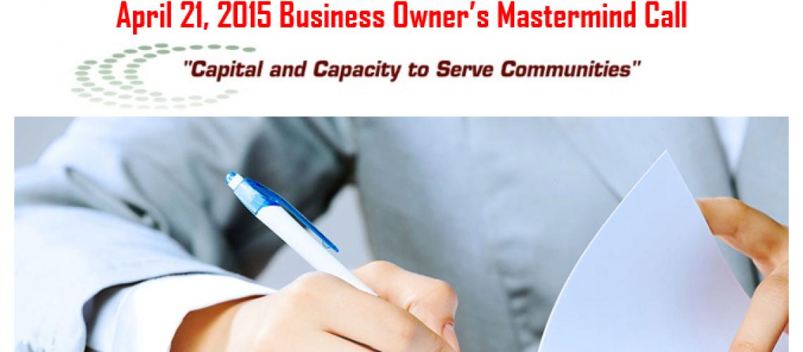 20150421-SBA_Mastermind_Call_-_Closing